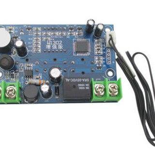 车辆空调加装温控模块,控制室内温度-改装